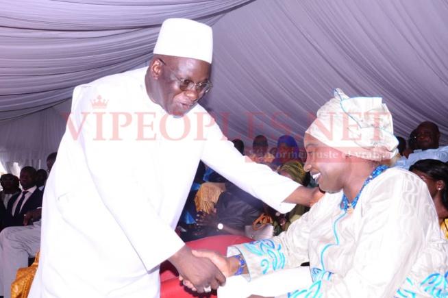 102 Images:Ce que vous avez raté de l'inauguration du nouveau siège du groupe de presse du président Mbagnick Diop qui porte le nom de son marabout Serigne Bara Falilou