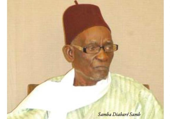 Nécrologie: décès du griot Samba Diabaré Samb