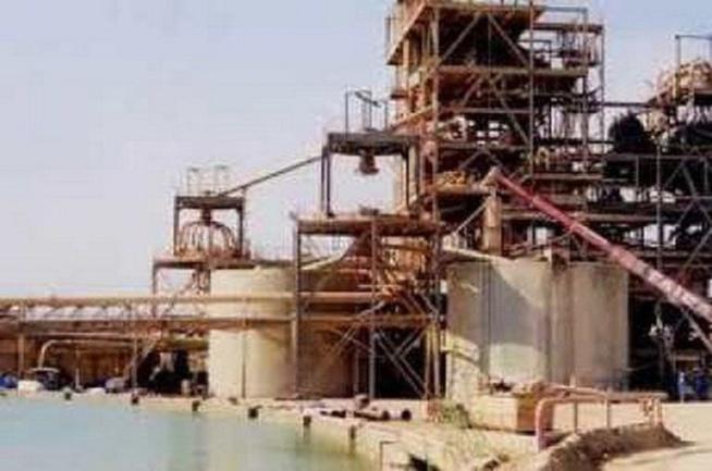 Urgent: Le complexe des Industries Chimiques du Sénégal (ICS) sis à la route de Mbao, a explosé !