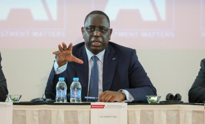 Série de calamités: Macky Sall regrette et met en garde les marginaux