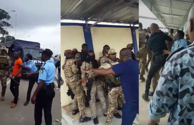 Des militaires ivoiriens débarquent à la préfecture de police d'Abidjan… pour libérer un des leurs