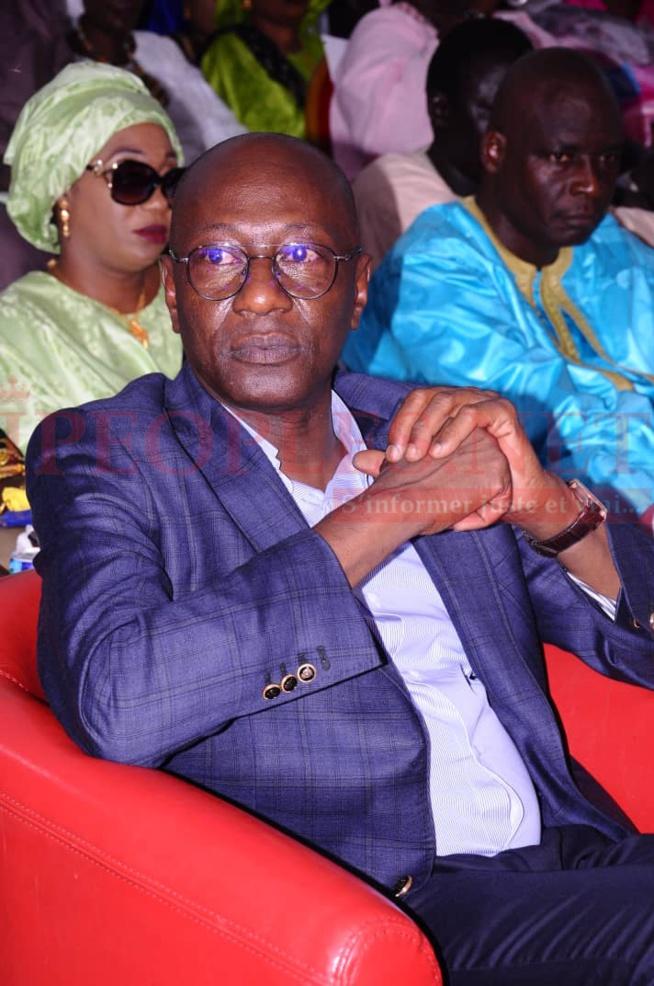 Hommage du Ministre Abdoulaye Diop à Samba Diabaré Samb. Par Abdoulaye Diop, ministre de la Culture et de la Communication.