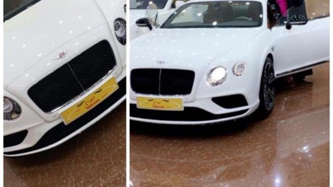 « Queen » Diaba Sora se tape la nouvelle Bentley 2019 et largue sa rivale Leila