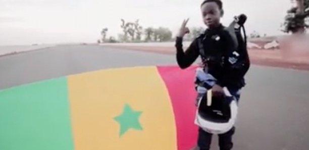 Mouhamed Sow, le film de ce jeune prodige de 12 ans au volant d'une Maserati