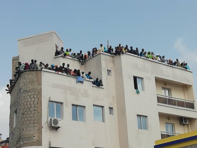 PHOTOS - Massalikoul Djinaane: L'impressionnante marée humaine, à quelques heures de l'inauguration du joyau