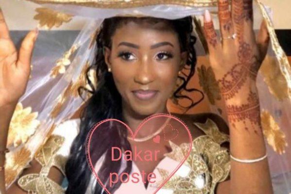 L'épouse du fils de Macky, Amadou Sall toute parfaite le jour de son mariage