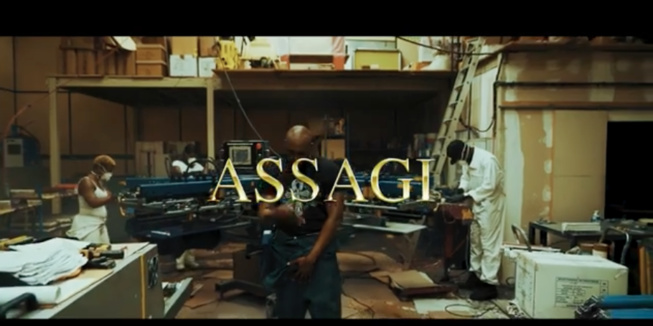 Checky Blaze - Assagi Clip Officiel