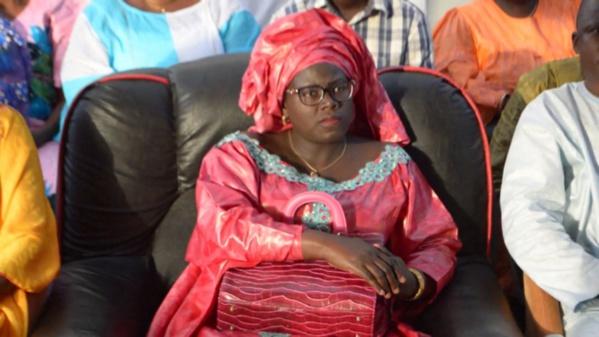 "Baptême: Le fils d'Aminata Assome Diatta s'appelle ""Macky Sonko"""