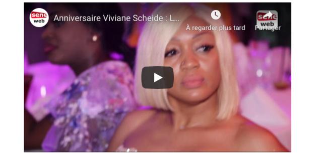 VIDEO - Anniversaire de Viviane Chidid: Collé Faye détrône les autres distributeurs automatiques