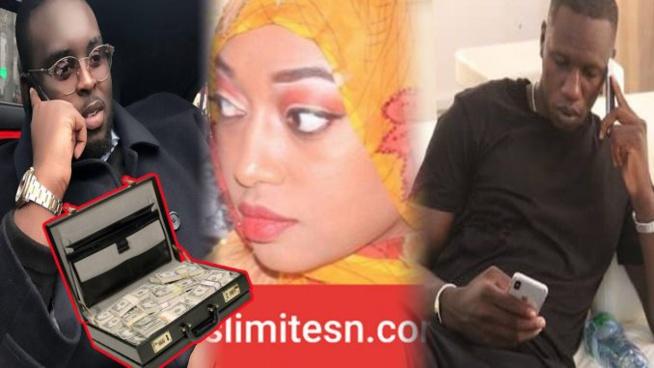 (Emission Buzz du Web) : Tout ce que vous ignorez sur l'incroyable mariage de Amadou Sall, une « Dot » de 10 million et la complicité de Gorgui Sy Dieng