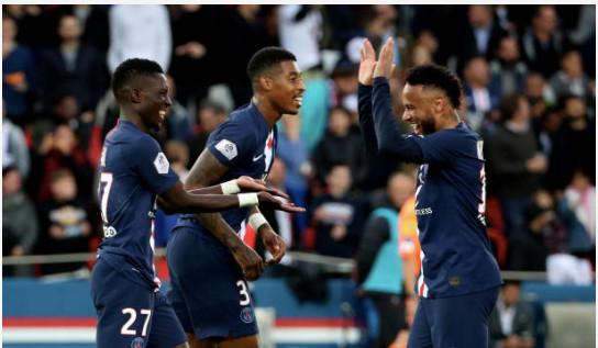 Gana Gueye inscrit son premier but avec le PSG (vidéo)