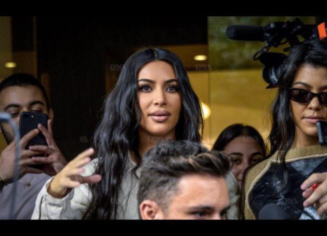 Kim Kardashian fait baptiser ses trois cadets en Arménie