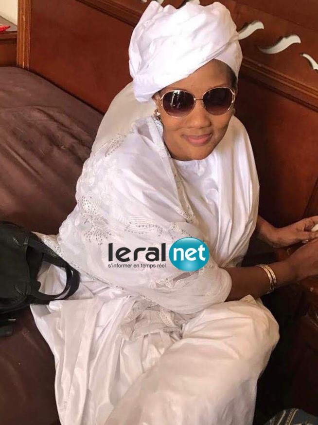Le Dr Ameth Khalifa Niasse vient de se marier avec la fille cadette de Serigne Abdoul Aziz Sy Dabakh, Sokhna Oumou Sy.