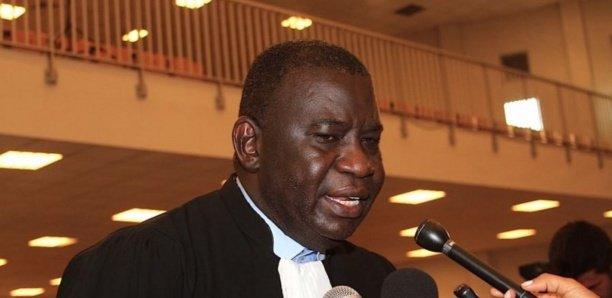 """Me Assane Dioma Ndiaye : """"Il faut aux avocats des arguments juridiques pour défendre les dossiers plutôt que de mobiliser l'opinion publique seulement"""""""