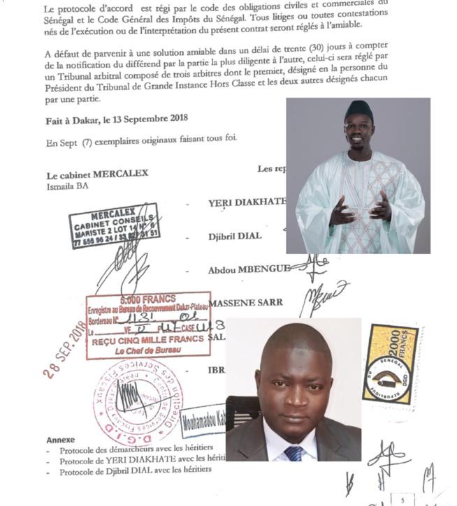 AFFAIRE 94 MILLIARDS : LA TOTALE VÉRITÉ PAR LES FAITS : Suite et Fin, Comme Promis. ( Par L'auditeur Abdoulaye Ba Guer )