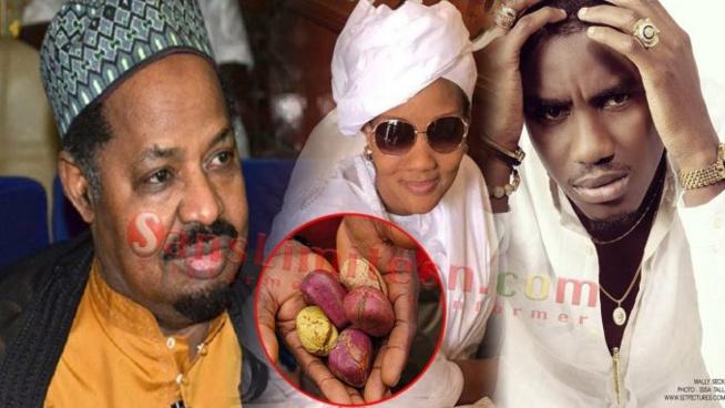 Vidéo : Mariage Ahmed Khalifa & fille cadette de Serigne Abdou Aziz Sy confirmé,Waly Seck encore victime de…