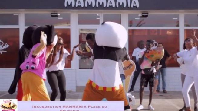 Vidéo : Appréciez les belles images de l'inauguration de Mammamia à la Place du Souvenir