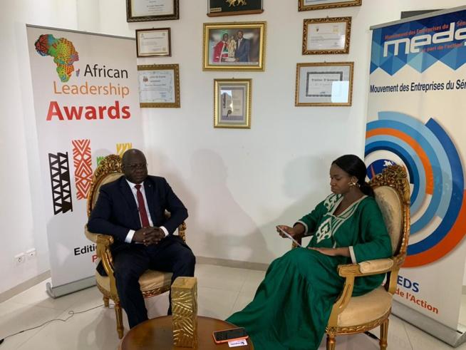 PARIS déroule le Tapis Rouge ce 02 Novembre avec les African Leadership Award du président Mbagnick Diop de Promo Consulting.