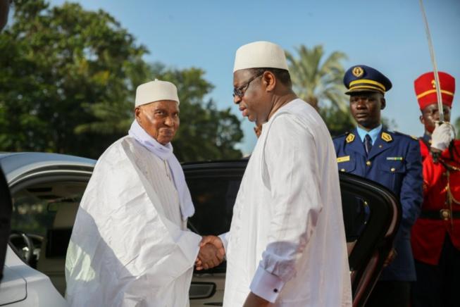 Rencontre au palais – voici les propos des 2 présidents Macky Sall et Me Wade