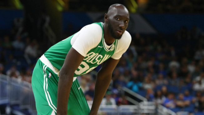 Tacko Fall devient officiellement un joueur des Celtics…