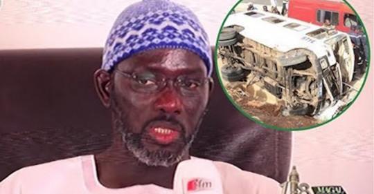 Vidéo : Magal 2019 : Découvrez les recommandations de Mame Thierno Birahim Borom Darou pour éviter les accidents