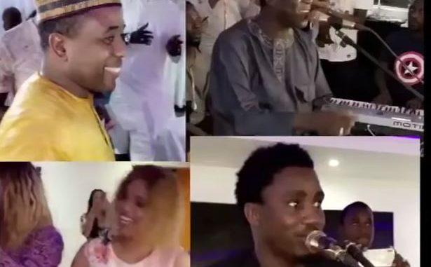 Vidéo-Anniversaire Bougane: Regardez La surprise de Moumy et la réaction de Wally Seck
