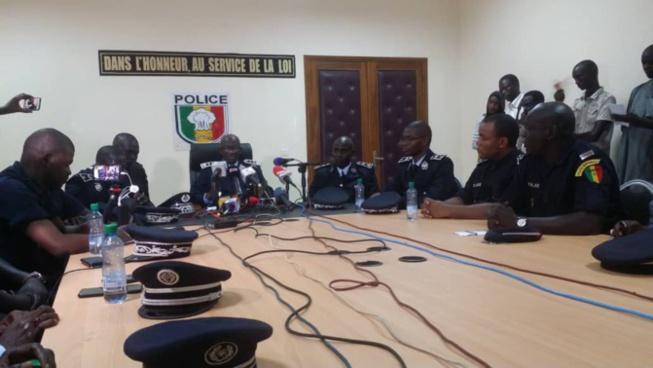 """Magal de Touba 2019: """"La police déploie 2538 policiers"""""""