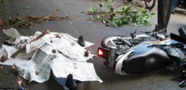Collision à Louga: Un garçon de 15 ans à bord d'une moto Jakarta, a fait une chute mortelle