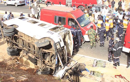 Magal 2019: 55 accidents et 14 morts déjà dénombrés sur les routes