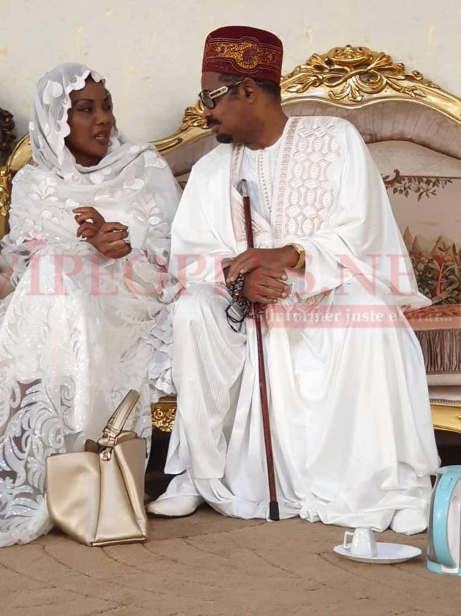 Carnet blanc- Dr. Ahmed Khalifa Niasse et Sokhna Oumou Sy: VOICI les clichés de la confirmation