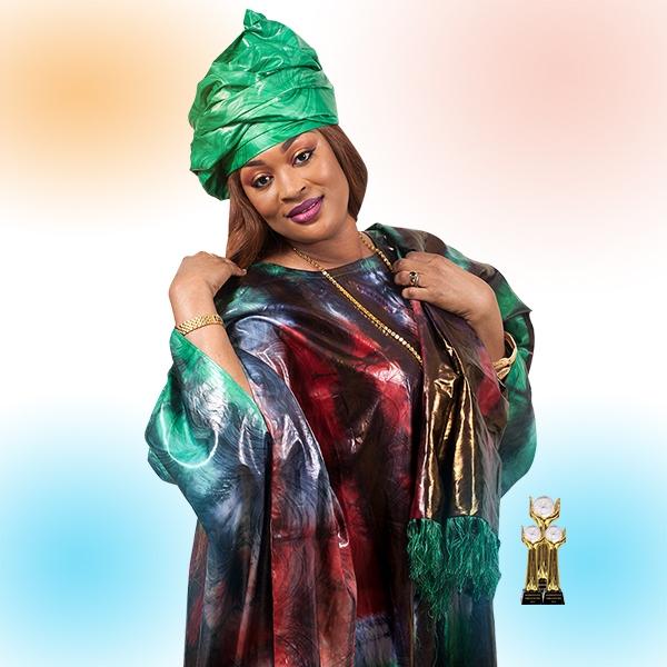 Une bonne nouvelle pour la lionne de la musique TITI vient de remporter le Best Female Central / West Africa – Titi