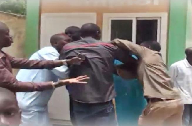Apr Thiaroye : L'argent de Macky Sall divise et installe un vacarme fou entre les jeunes