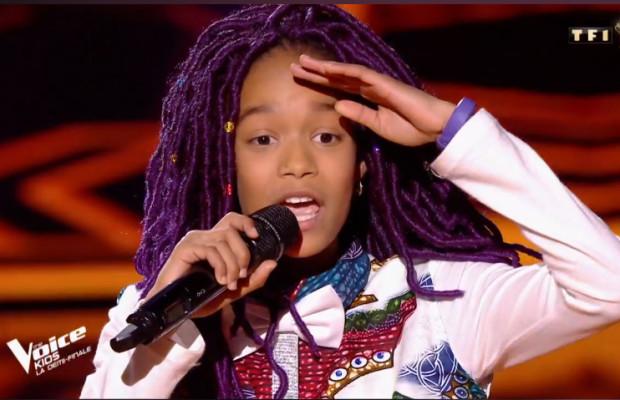 Talima, La Sénégalaise de 12 ans émeut Amel Bent avec sa reprise de « Papaoutai » de Stromae