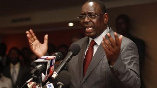 Vidéo – Troisième mandat : Macky Sall s'était fait clair