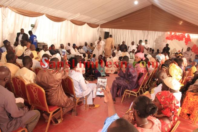Invités VIP et sagnsé: Les premières images du baptême royal du petit-fils de Moustapha Cissé Lô