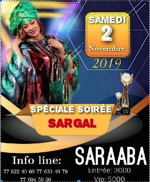 PRIX MEILLEURE ARTISTE FEMININE: Titi présente son trophée aux Sénégalais ce samedi 02 novembre au SARABA