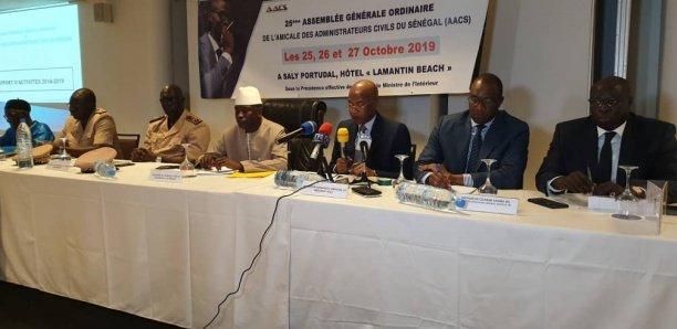 25e AG ordinaire : Un manque de valorisation du corps des administrateurs civils exposé