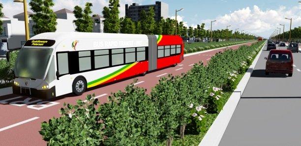 Transport: Le projet Bus rapide transit en détail