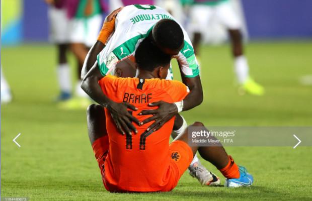 Mondial U17 : Le Sénégal domine les Pays-Bas (3-1) et se qualifie pour les huitièmes