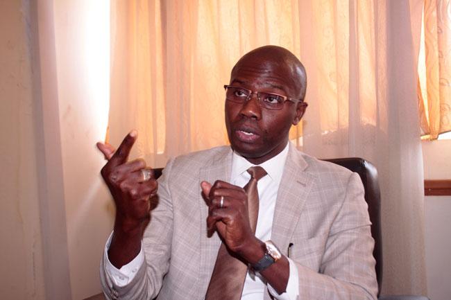 Sory Kaba : « ma loyauté envers le chef de l'Etat ne souffre d'aucune ambigüité »