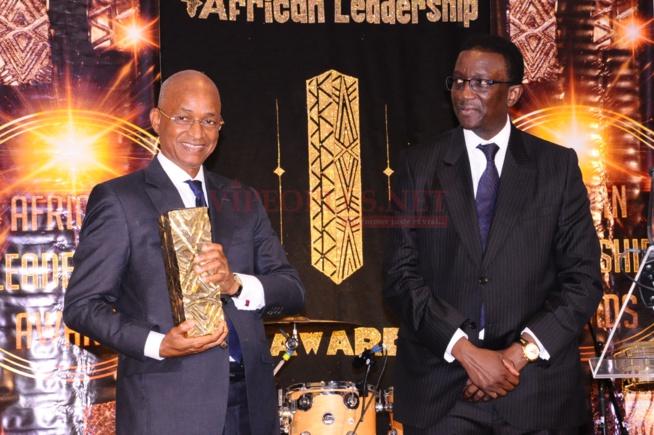 Amadou Ba ministre des Affaires Etrangéres représente le Président Macky Sall aux African Leadership Award de Paris
