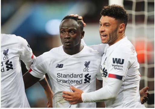 Premier League: Sadio Mane sauve Liverpool