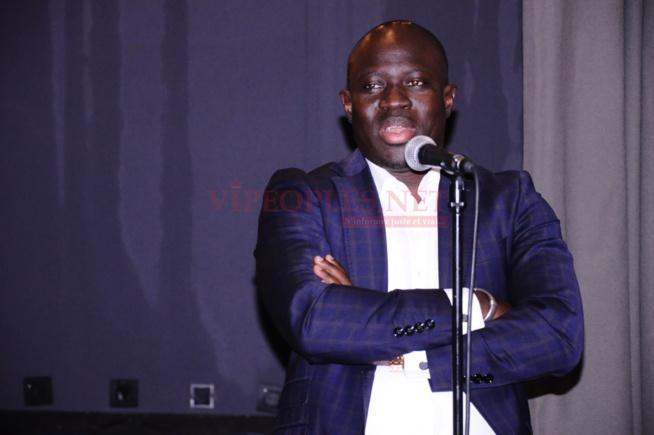 Direct Paris:Le président Mbagnick Diop remercie ses équipes pour la réussite des ALA 2019 avec un cocktail.