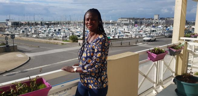VIDÉO: Les cris de coeurs de la présidente de l'Association Niominka Sénégalo La Turballais, Bibi Fall Leroux.