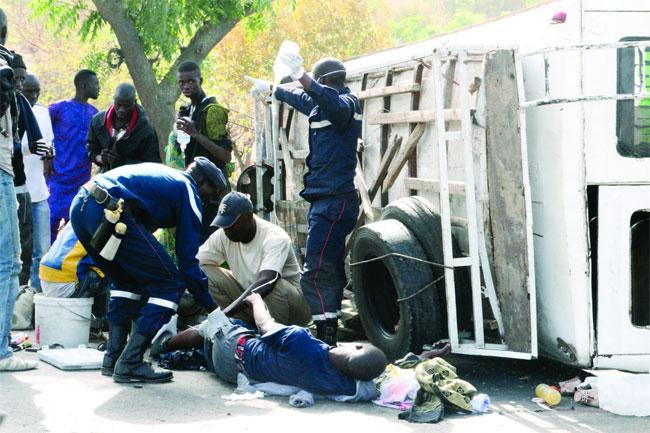 Sénégal: La route tue annuellement 600 personnes