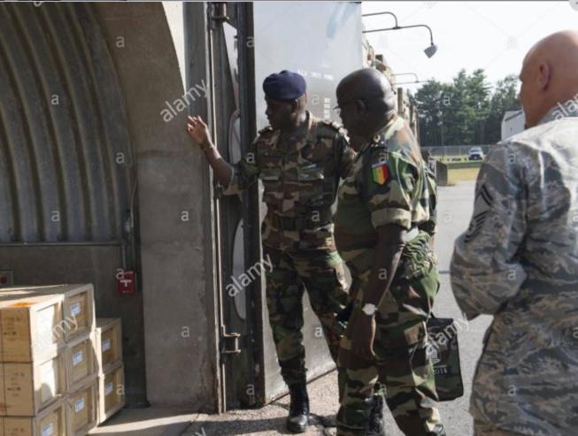 Affaire des munitions volées à la base militaires de Ouakam: l'enquête privilégie la piste terroriste