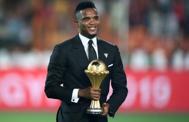 Ballon d'or : Eto'o se fait encore l'avocat de Sadio Mané