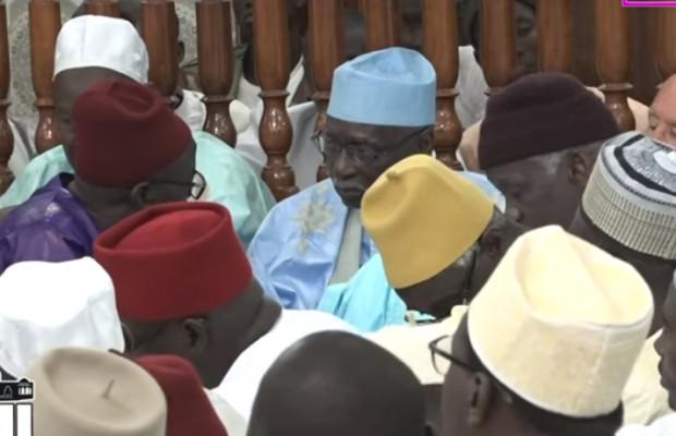 Gamou 2019: Dernière nuit du Bourd, Le Discours du Khalif Général des Tidianes Serigne Babacar Sy Mansour