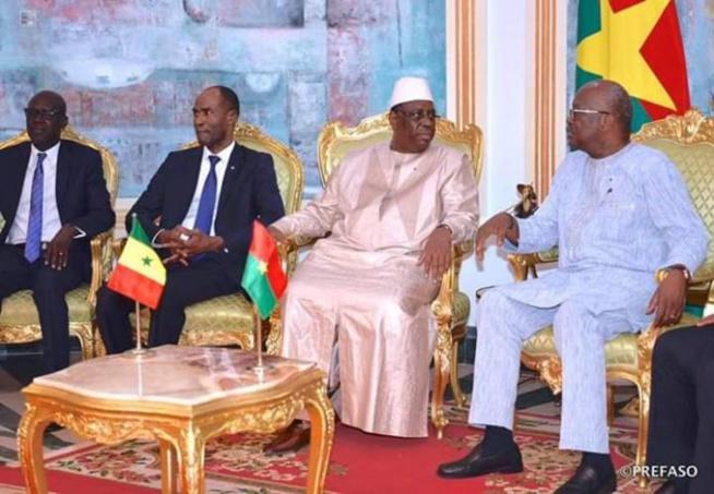 Attaque terroriste sur l'axe Ougarou-Boungou : Macky SALL solidaire au peuple burkinabè, il exprime la compassion de ses pairs de la CEDEAO