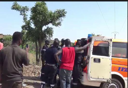 Kaolack: 10 blessés dont 2 graves recensés sur les routes du Gamou